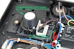 1000X Compound Trinocular Microscope Replaceable LED Light+1.3MP Digital Camera