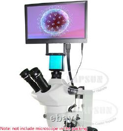 1080P 60FPS HDMI Industrial Digital Microscope Camera Sony IMX178 +11.6 IPS LCD
