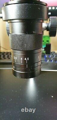 1080P 60FPS HDMI Microscope, lens, digital camera, and stand for phones repairs