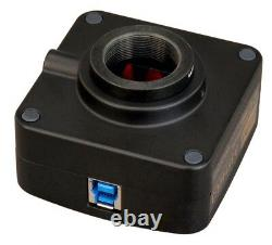 14M Pixel Digital USB3.0 Microscope Camera with Software and Stage Micrometer