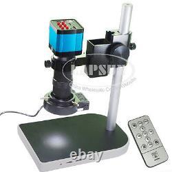 14MP 1080P HDMI USB Digital Industry Video Microscope Camera C-mount Lens DVR