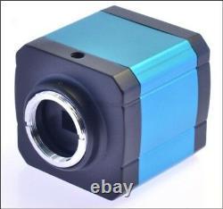 14Mp Tv Hdmi Usb Industry Digital C-Mount Microscope Camera Tf Video Recoder ia