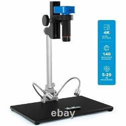 150X Microscope HDMI FHD Digital Phone PCB SMD CPU Soldering Watch Camera Repair