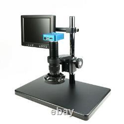 16MP HD Digital Industry Microscope Camera C-mount Lens HDMI USB Output