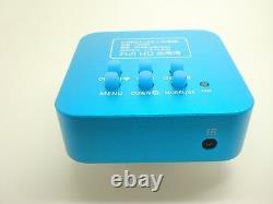 16MP Microscope Digital Eyepiece HDMI USB Industrial CCD Camera Lens 0.5x CMount