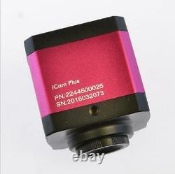 16MP TV HDMI USB Industry Digital C-mount Microscope Camera Win10 + 100x Lens