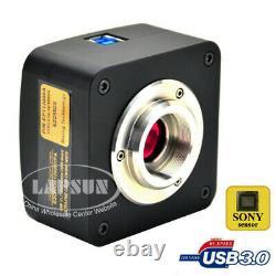 20MP 1 Sony IMX183 CMOS USB 3.0 C-mount Biological Video Microscope Camera CCD
