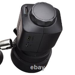20X-100X 3.5MP HDMI Digital Microscope with 11 Articulating Arm