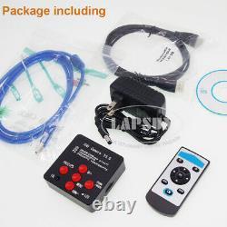 2K 1080P 60FPS 38MP HDMI USB C CS Mount Digital Industry Microscope Camera Lens