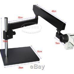 3.5-90X Simul-focal Trinocular Stereo Microscope 1080P 60FPS HDMI Digital Camera