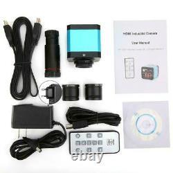 37MP 1080P 60FPS HDMI USB Industrial C /CS Lens Microscope Digital Camera
