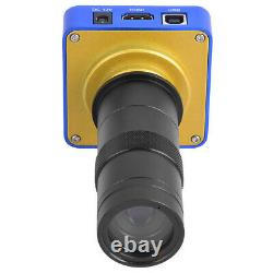 38MP 1080P 60FPS HDMI USB 100X C-Mount Industrial Microscope Digital Camera