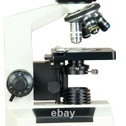 40X-1000X Binocular Compound Darkfield 9MP Digital Live Blood Microscope