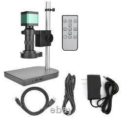 48MP 100X HDMI Digital Industrial Microscope Camera C-mount Lens For Repair