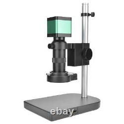 48MP Digital Industrial Microscope Camera with 100x C-Mount Len for Repair