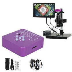 51MP Industrial Electronic Digital Microscope Camera HDMI/USB C Mount Lens