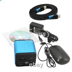 5MP 1080P@60FPS HDMI WIFI Microscope Camera SONY IMX178 for iphone ipad Android