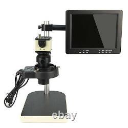 8 Screen Digital Microscope Eyepiece LED Industrial Camera for Phone Repair
