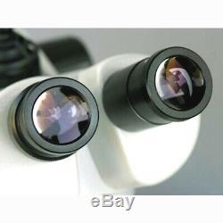 AmScope 10X-30X Stereo Microscope on Boom Stand + 1.3MP Digital Camera