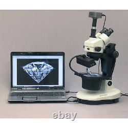 AmScope 5MP Digital USB Microscope Camera 30fps Video/Stills for Windows & Mac