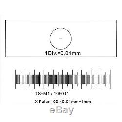 AmScope 5MP USB3.0 Microscope Digital Camera Real-Time Video + Calibration Kit
