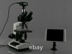 AmScope 720p Wi-Fi Microscope Digital Camera + Software