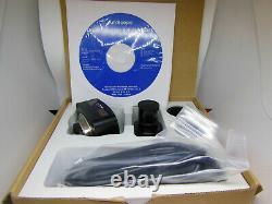 AmScope FMA050 MU1000 10MP Microscope Digital Camera + Software