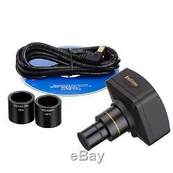 AmScope MU1400 14MP USB2.0 Microscope USB Digital Camera + Advanced Software