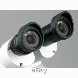 AmScope SE306R-PZ-3M 20X-40X-80X Forward Stereo Microscope + 3MP Digital Camera
