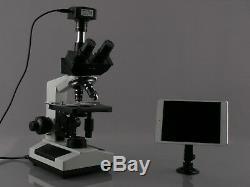 AmScope WF100 720p Wi-Fi Microscope Digital Camera + Software