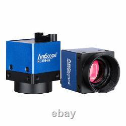 Amscope Hi-speed Industrial 3.1MP Digital USB Microscope Camera Video & Stills