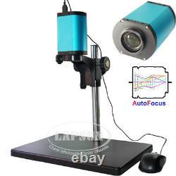 Autofocus Optics Lens +1080P 60FPS HDMI Industrial Auto focus Microscope Camera