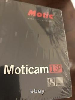 Brand New! Never Used Moticam 1SP Digital Microscope Camera. Fast Shipping