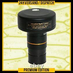Digital Microscope Usb Pc Eyepiece Ocular Camera Mc3