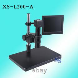 Electron Digital Microscope LED Industrial Camera Magnifier Inspection Video
