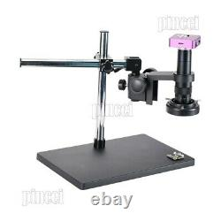 Electronic Digital Microscope 51MP Microscope Camera 180X C Mount Lens Set