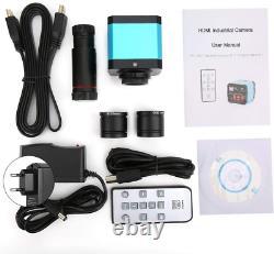 HDMI Microscope Camera 1080P HDMI USB Industrial Microscope Camera Digital to