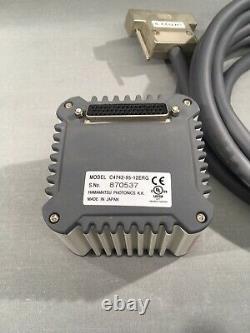 Hamamatsu Photonics ORCA-ER Digital Camera C4742-95 with Cable C4742-95-12ERG