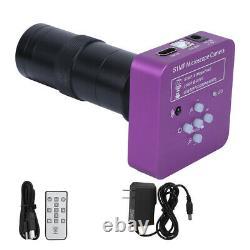 Industrial Electronic Digital Video Microscope Camera 51 million pixel CMOS 120X