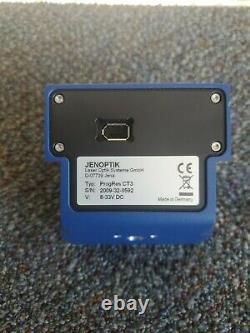 Jenoptik CMOS Digital Camera ProgRes CT3 Microscope Camera No Power Cord