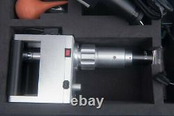 Madell Technology DCM35 Digital Camera for Microscope with Microscope and Case