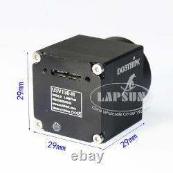 Mini USB 3.0 High Speed 122FPS C-mount Industrial Digital Microscope Camera Body