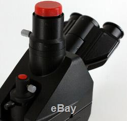 Mitutoyo Fs-60-z Metallurgical Microscope, Reflected Light Photo Port +eyepieces
