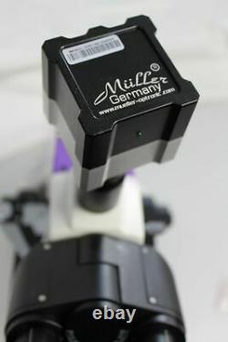 Müller 5 Mp Digital Highspeed Microscope Camera With USB 3.0 MHDC-500