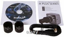 New Levenhuk 70359 M1400 Plus Digital Camera
