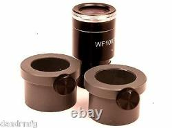 New Microscope Lens Adapter For Digital Camera Medical Research Inspection Kit1