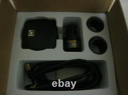 New Open Box AmScope MU900 MU 900 Microscope Digital Camera
