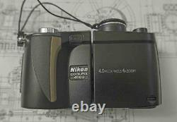 Nikon Coolpix 4500 Camera Kit With Microscope Adapter