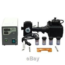 OMAX 40X-1600X Trinocular EPI-Fluorescence Lab Microscope 10MP Digital Camera