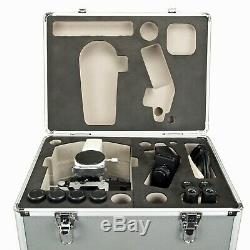 OMAX 40X-2000X Built-in 3MP Digital Camera Compound Microscope+Carrying case
